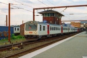 DSB MR/D 05+MR/D 88+MQ 52 som M 7289 Od-Fa. Odense 12.07.2002.