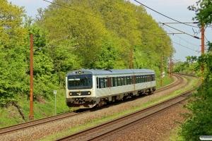 DSB MR/D 42 som RV 3849 Od-Fa. Km 165,6 Kh (Odense-Holmstrup) 17.05.2013.