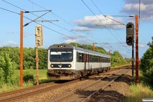 DSB MR/D 91 som RV 19761 Od-Md. Km 192,4 Kh (Geldsted-Ejby) 05.07.2013.