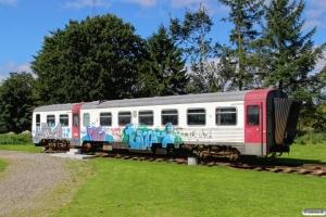 DSB MR 4088 ved Falcks Uddannelsescenter. Randers 15.08.2016.