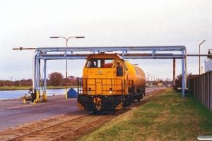 DSB MK 603. Odense 18.03.1997.