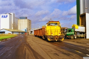 DSB MK 603. Odense 11.11.1997.