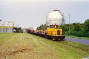 DSB MK 603. Odense 01.09.2000.