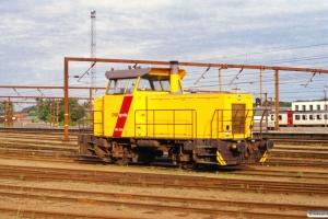 DSB MK 609. Odense 10.09.2000.