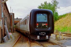 DSB MF 83. Fredericia 01.09.1995.