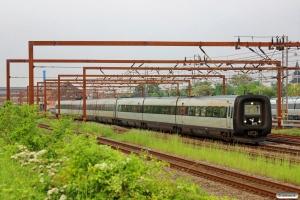 DSB MF 72+ER 41 som IC 169 Cph-Lih. Odense 21.05.2014.