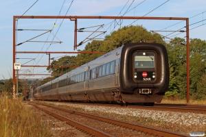 DSB MF 49+MF 66+MF 05 som L 18 Ar-Cph. Årup 19.09.2020.
