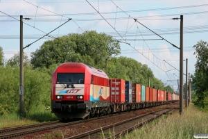 EVB 420 14. Hamburg-Moorburg 05.06.2009.