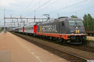 HCTOR 241.001 med RST 7161. Alvesta 28.08.2009.