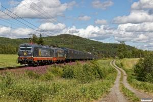 HCTOR 243.113+142.002 med GT 41453. Österås - Långsele 19.06.2018.