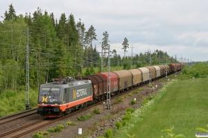HCTOR 441.001 med GT 40473. Stockaryd - Rörvik 09.06.2012.