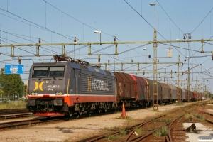 HCTOR 441.001 med GT 40473. Trelleborg 09.06.2012.