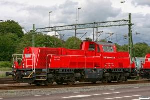 BS 261 007-9. Göteborg Skandiahamnen 03.06.2012.
