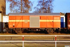 AKN 2082. Kaltenkirchen 18.11.1989.