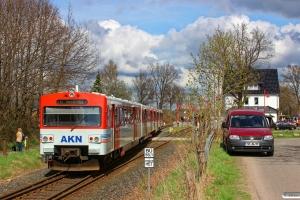 AKN VT 2.55+VT 2.53 som AKN 82465. Grossenaspe 27.04.2013.