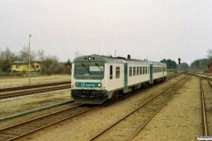 AT MR/D 86 som RA 5040 Tdr-Es. Bramming 12.04.2003.
