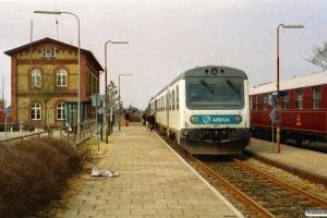 AT MR/D 75 som RA 5048 Tdr-Es. Skærbæk 12.04.2003.