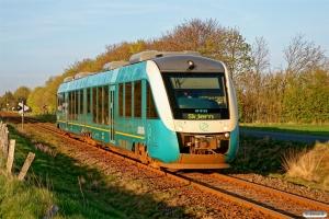 AT AR 1015 som RA 5371 Hr-Sj. Kibæk 03.05.2012.