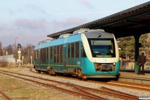 AT AR 1012 som RA 5742 Tdgr-Es. Tønder 26.01.2014.