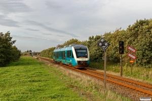 AT AR 2053 som RA 5063 Es-Tdr. Km 10,0 Bm (Gredstedbro-Ribe Nørremark) 19.09.2018.