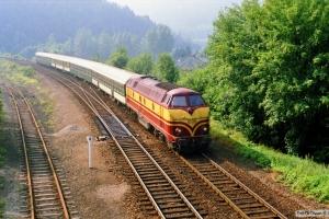 CFL 1805. Trois-Ponts 12.07.1989.