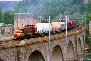 CFL 905. Luxemburg 12.07.1989.