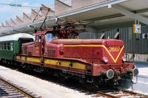 CFL 3607. Luxemburg 12.07.1989.