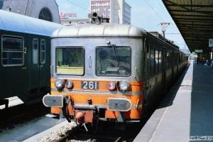 CFL 261. Luxemburg 12.07.1989.