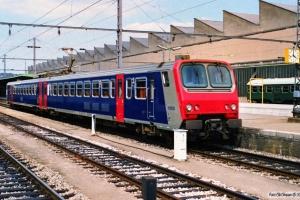 SNCF 111516. Luxemburg 12.07.1989.