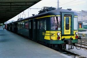 SNCB 088. Luxemburg 12.07.1989.