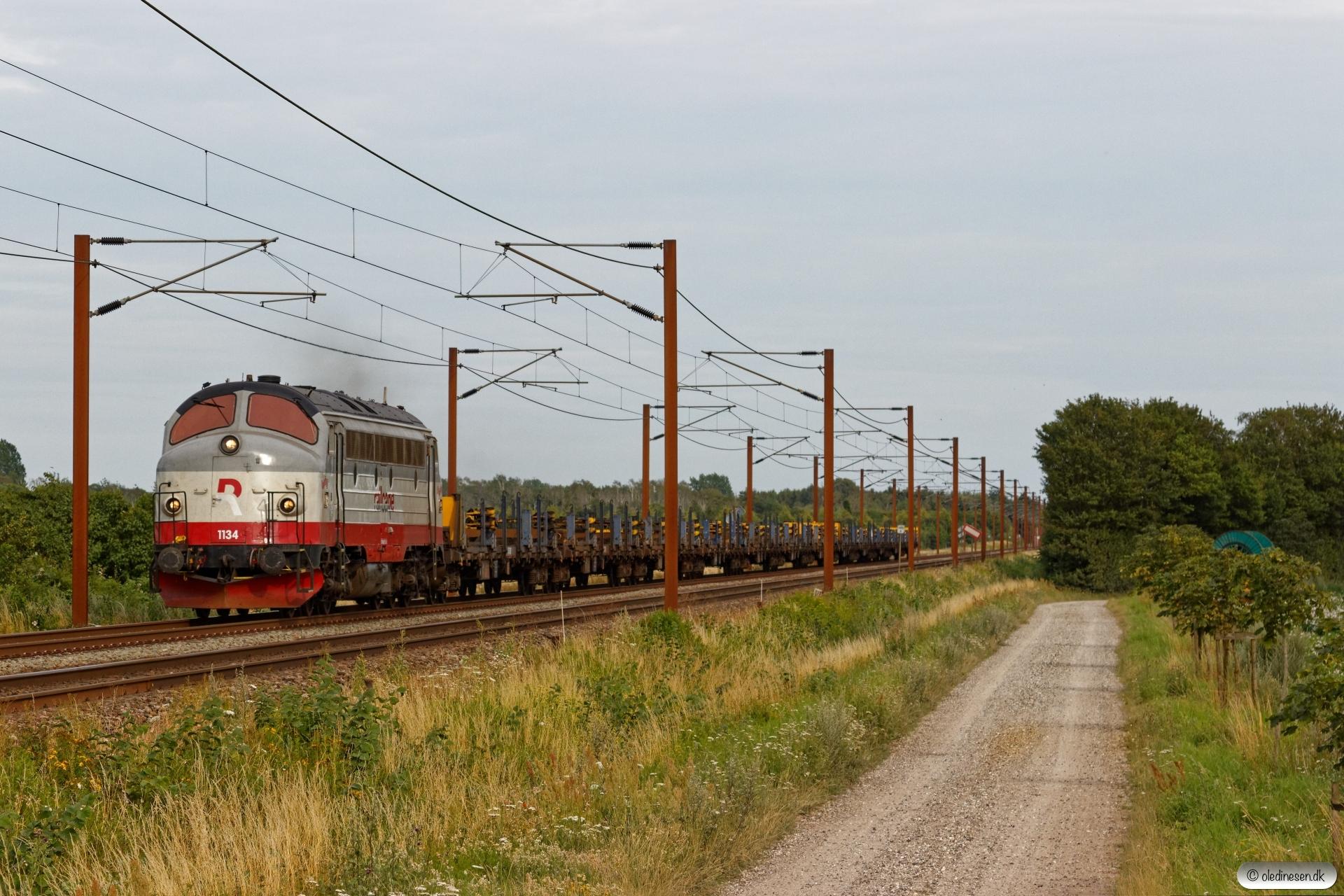 RCDK MY 1134 med BG 6069 Gb-Fa. Marslev 18.07.2019.