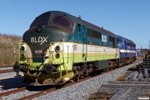 BLDX MX 1019+CONTC MY 1153. Odense 31.03.2019.