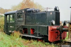 DR 100 164-3. Hagenow Land 16.10.1990.