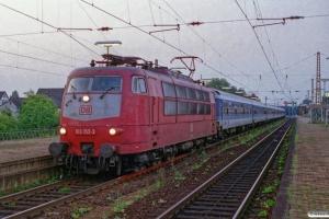 DB 103 153-3 med IR 2089. Celle 12.08.2000.