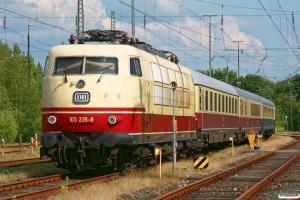 DB 103 235-8. Flensburg 12.06.2011.