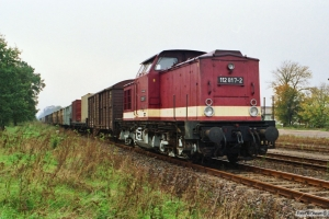 DR 112 817-2. Hagenow 16.10.1990.
