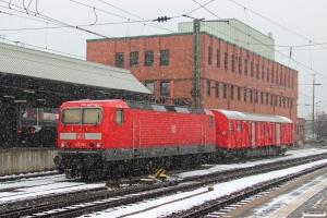 DB 143 263-2. Koblenz Hbf 24.01.2015.