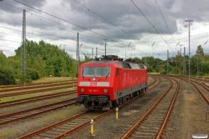 DB 120 120-1. Flensburg 21.09.2013.