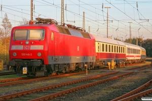 DB 120 148-2. Flensburg 22.10.2011.