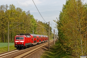 DB 120 202-7 med RE 4308. Zachun - Kirch Jesar 14.05.2017.