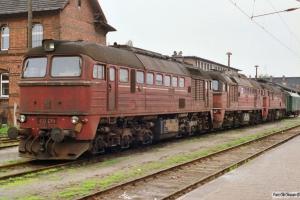 DR 120 279-5, 120 288-6 og 120 237-3 hensat. Stendal 20.05.1991.