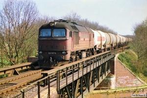 DR 120 357-9. Büchen 31.03.1990.