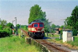 EVB 622 01 (ex. DR 132 103). Hesedorf 28.05.2005.