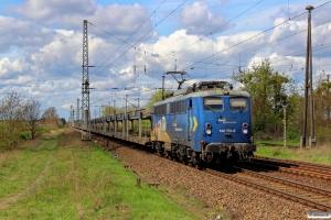 EVB 140 761-8. Königsborn 14.04.2017.