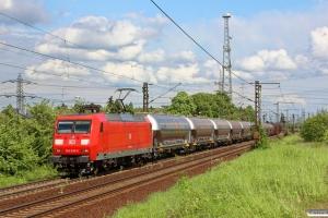 DB 145 036-0. Ahlten 09.05.2014.