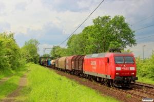 DB 145 065-9. Ahlten 09.05.2014.