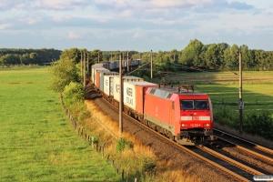 DB 152 004-8. Ramelsloh 08.08.2013.