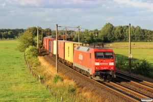 DB 152 103-8. Ramelsloh 08.08.2013.