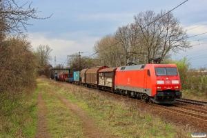 DB 152 103-8. Ahlten 21.03.2014.