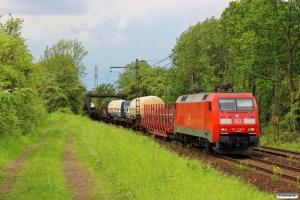 DB 152 126-9. Ahlten 09.05.2014.